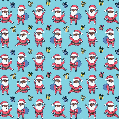Christmas Pattern Design