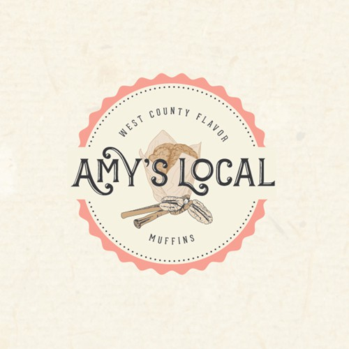 Branding Package Project for Amy's Local