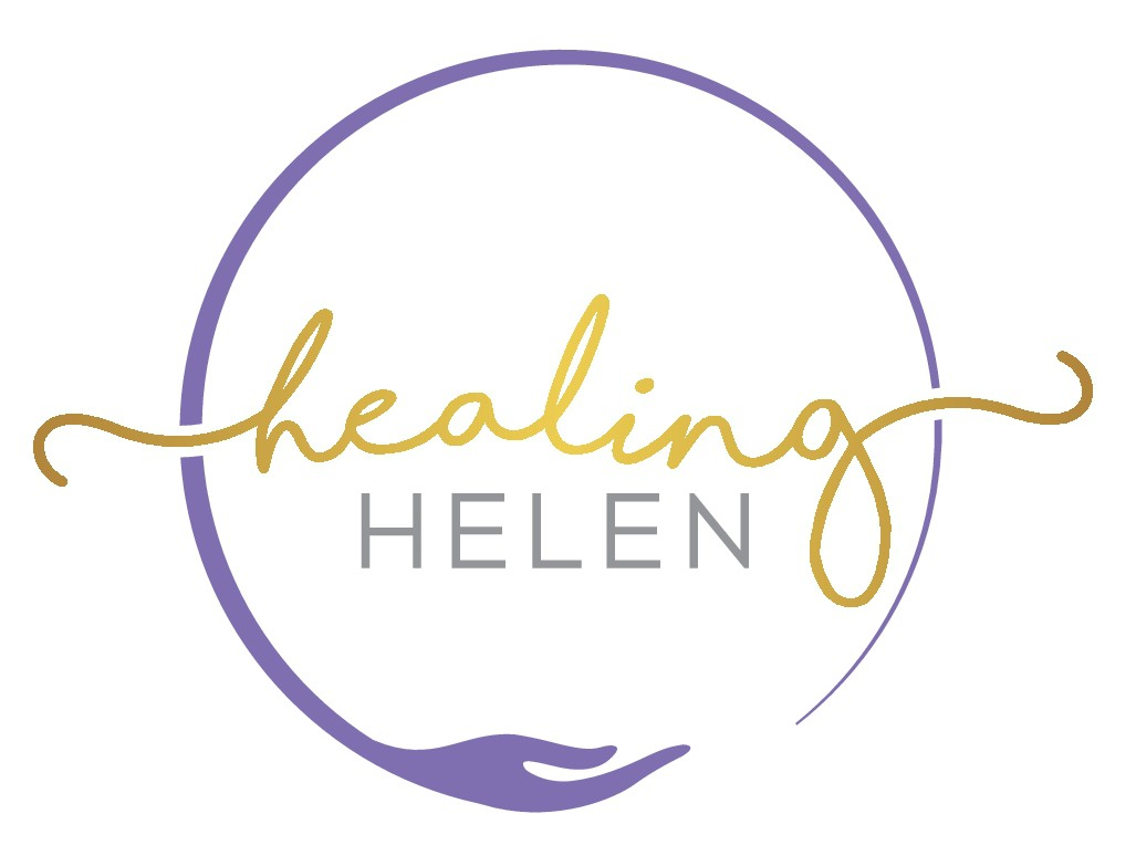 "Healing Helen needs a psychic logo that isn't ""woo woo"""