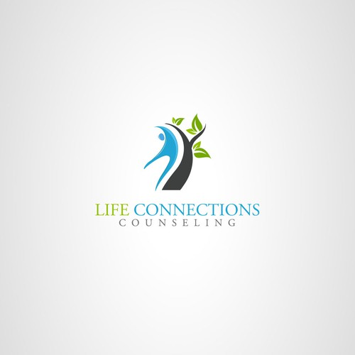 Logo for solo therapeutic counselor.
