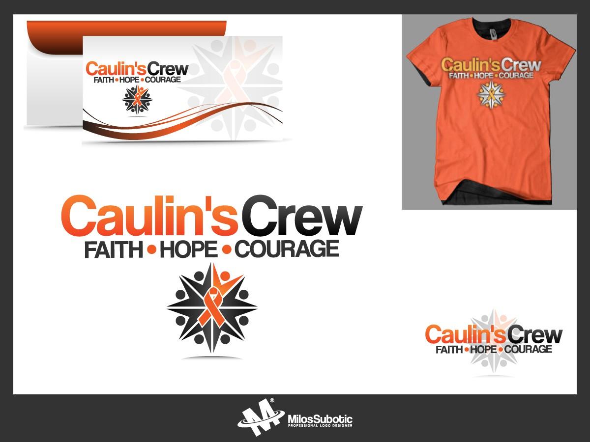 Create logo for Caulin's Crew (9 yo battling leukemia)
