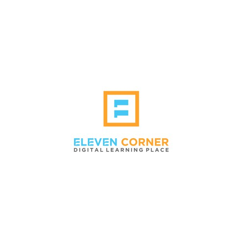 Création d'identité pour centre de formation professionnel au digital