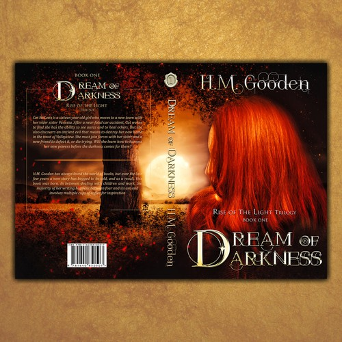 Dream of Darkness, by H. M Gooden