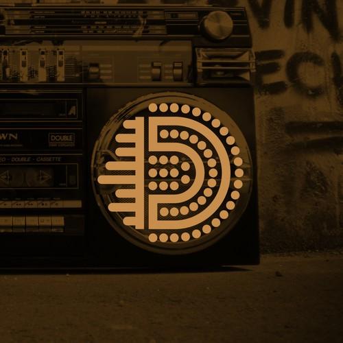 Logo design for entertainment brand