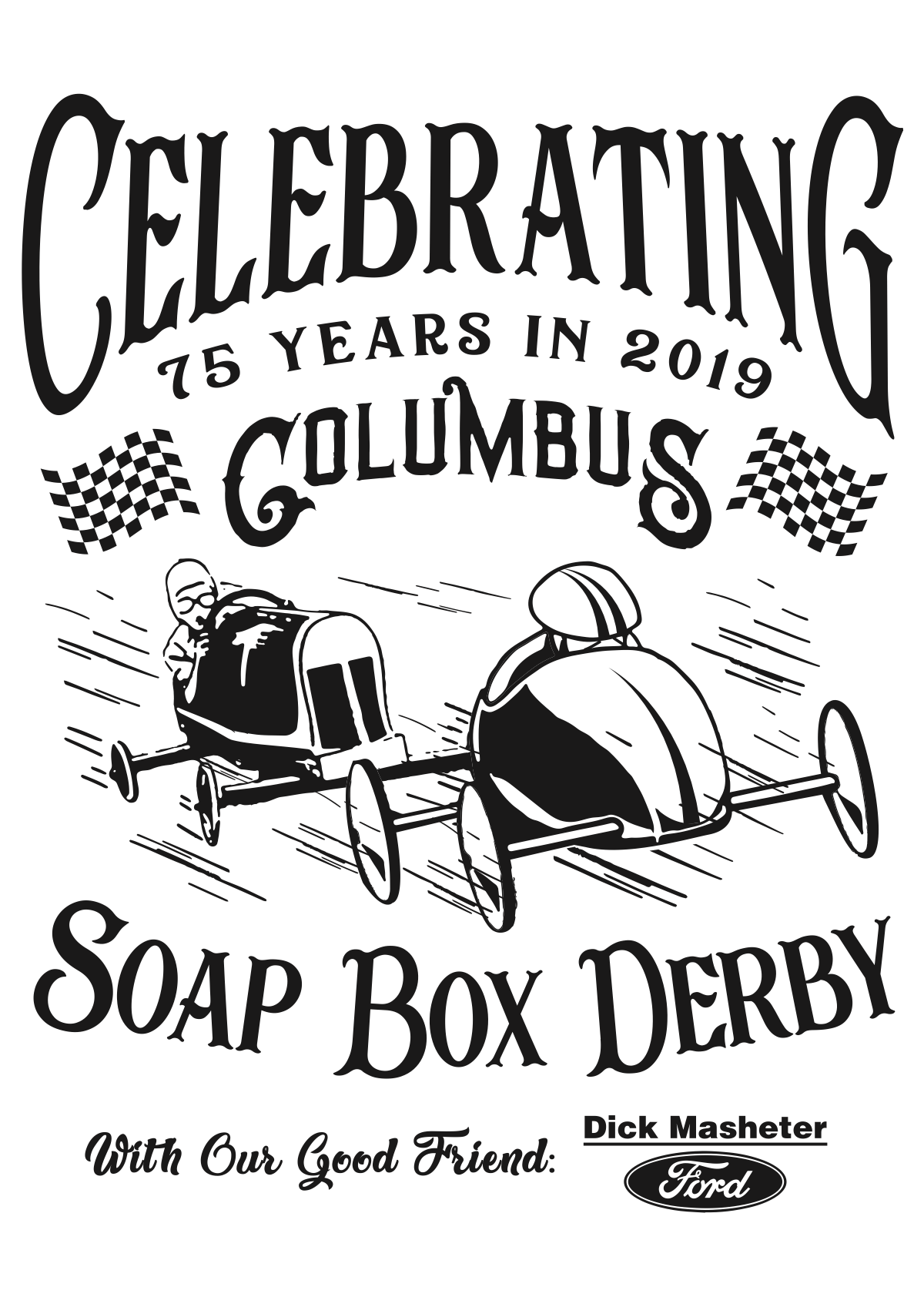 75th Anniversary Columbus Soap Box Derby