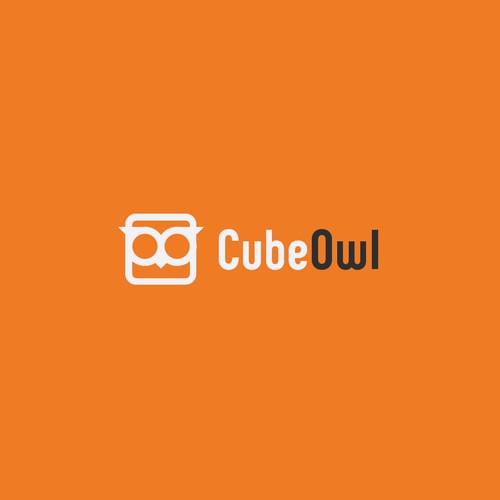Cube Owl logo