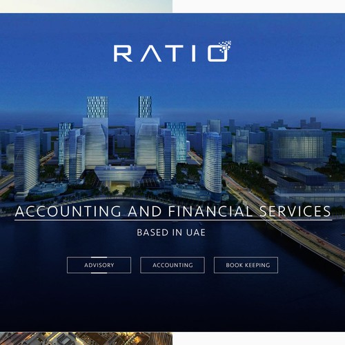 Ratio Homepage