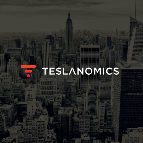 Design Modern Logo for Tesla Data Geeks