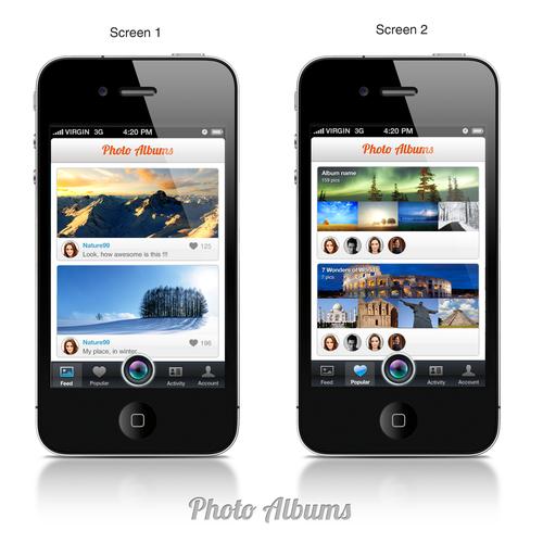 Collaborative photo albums