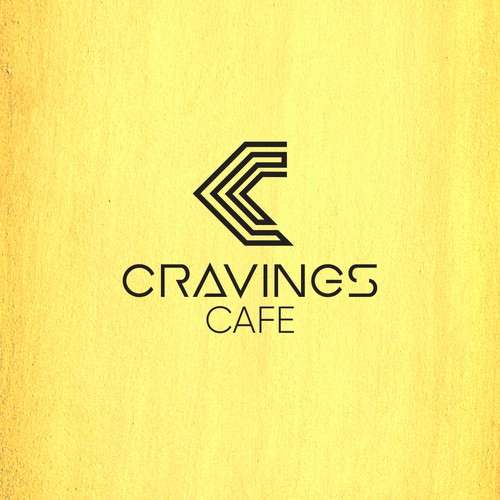 Logo Design - Cravings Cafe