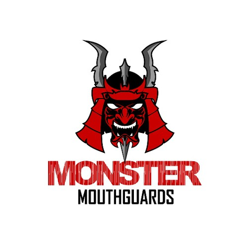 MONSTER MOUTHGUARDS needs a BAD-ASS, aggressive logo! GUARANTEED CONTEST!