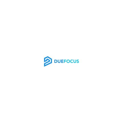 Logo design for DueFocus