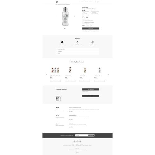 KITU - Super Coffee Online Shop