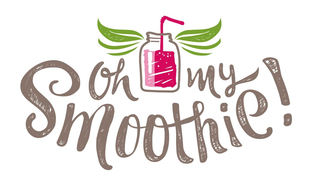 Oh... My... Smoothie! It's LOGO time!!!