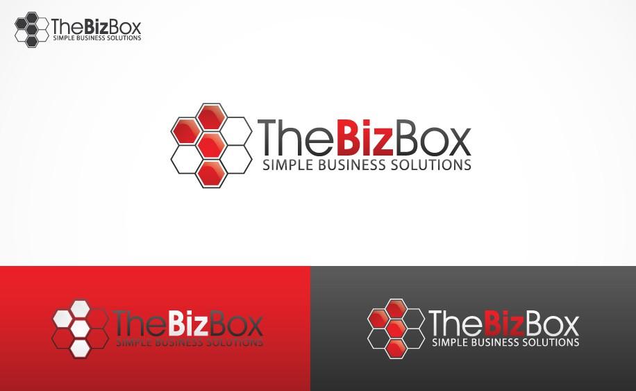 The Biz Box needs a new logo