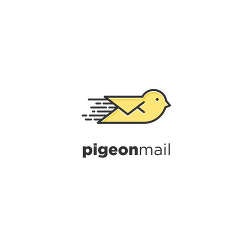 FUN AND UNIQUE LOGO FOR EMAIL MARKETING PLATFORM