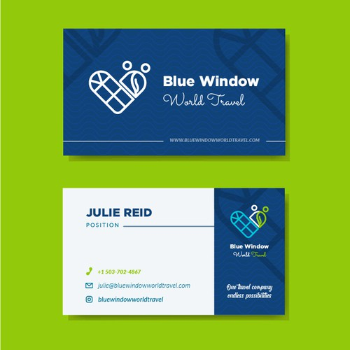 Blue Window World Travel