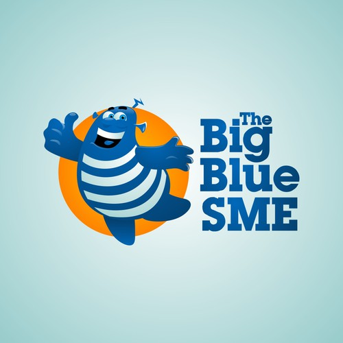 Help The Big Blue SME with a new logo