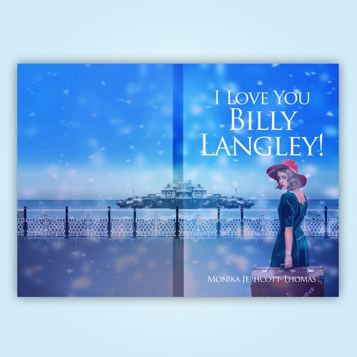 "Book Cover Design ""I Love You Billy Langley!"""