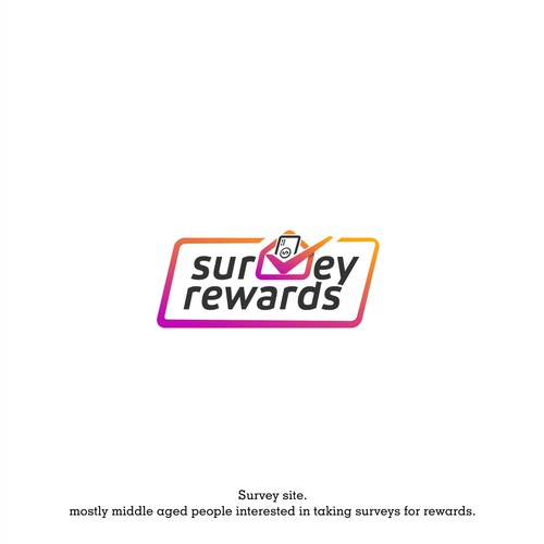Logo design for Survey Rewards