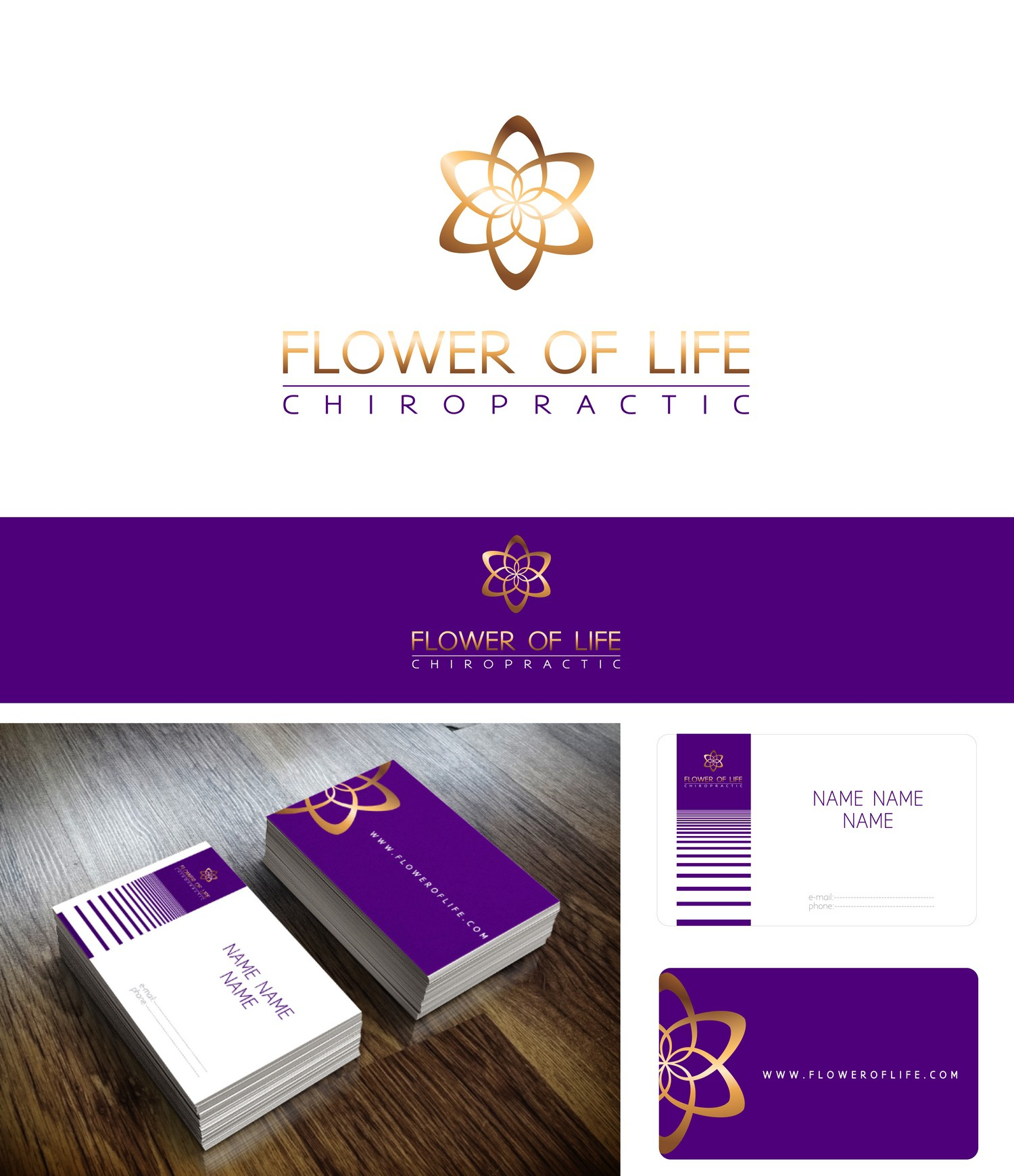 Eye Catching logo for a Chiropractic office that would make YOU want to go!