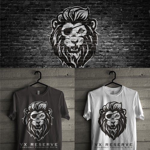 Lion log