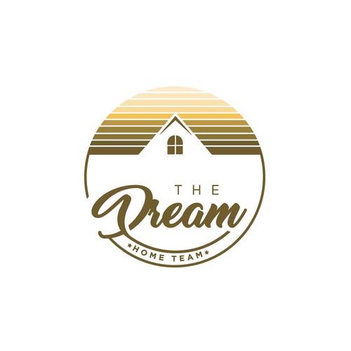 Eye-catching & Creative Real Estate Team Logo