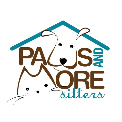 logo for pet sitters
