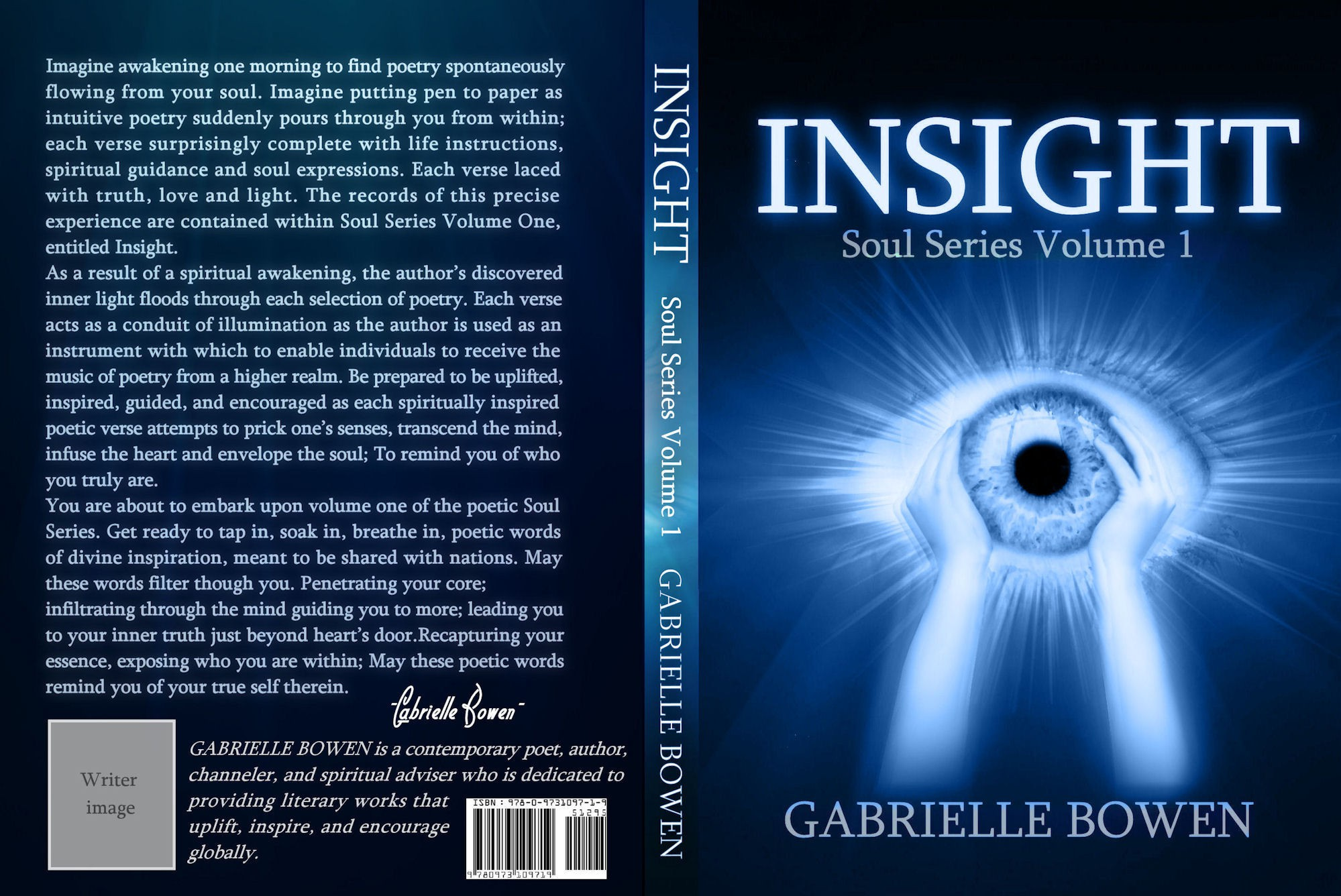 Book Cover Design Needed