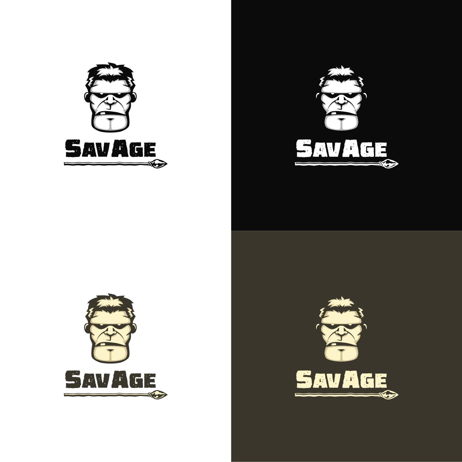 Create a savages head or a mammoth head!