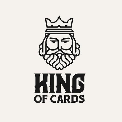 playing card company logo