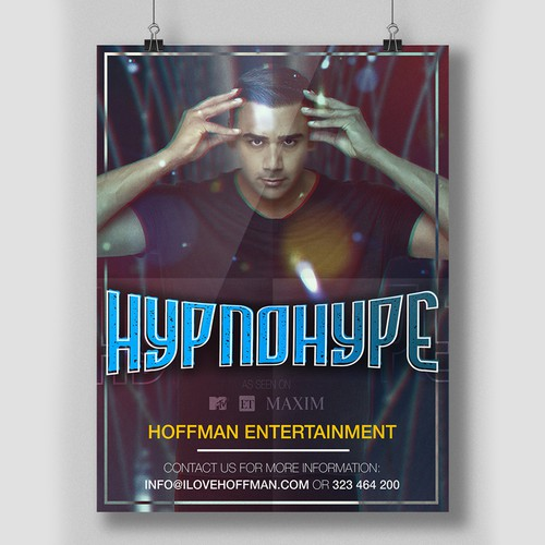 HYPNOHYPE POSTER