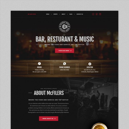 Bar, Restaurant & Music