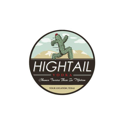 Hightail Vodka