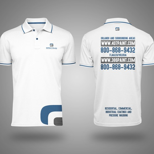 Polo T shirt for Spectrum