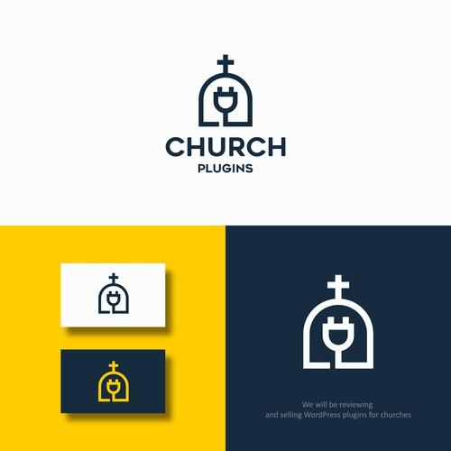 church plug