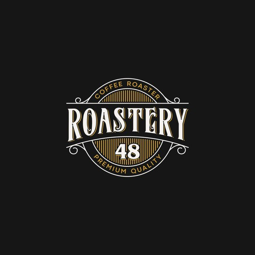 Roastery 48 needs YOU to create our sophisticated, vintage logo!