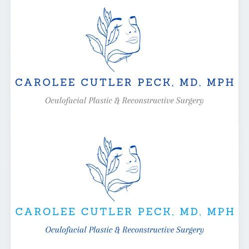 Logo for plastic surgeon