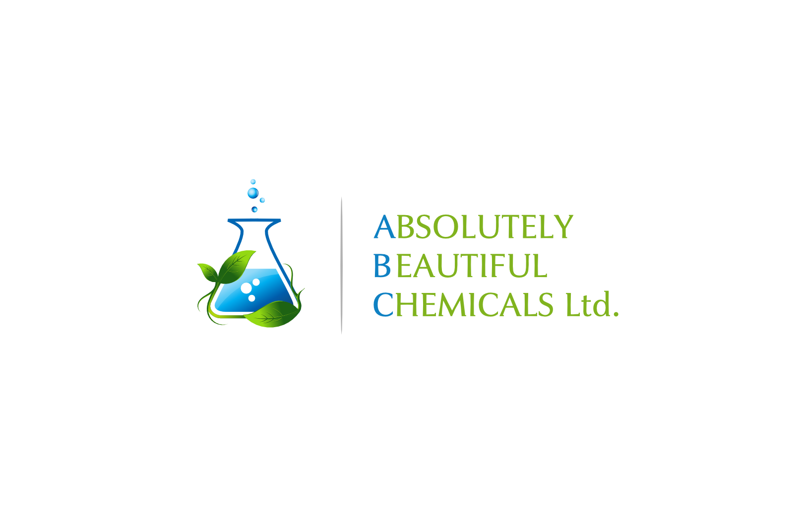 Create the next logo for Absolutely Beautiful Chemicals Ltd.