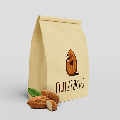 Logo for NutzSacks