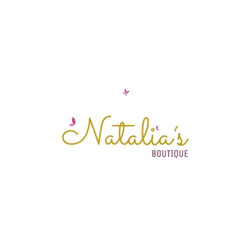 Logoconceot for a bridal boutique