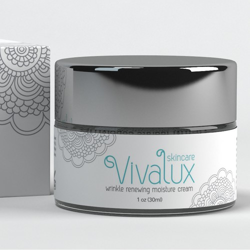 VivaLux Skin Care Packaging
