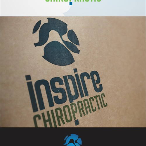 Create a cutting edge chiropractic logo that will be seen by thousands a week!