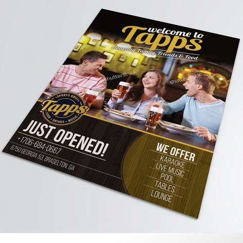 Restaurant Mailer