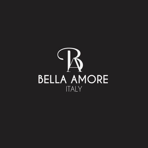Logo design for Bella Amore