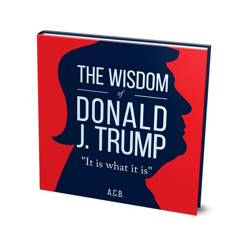 Wisdom of Donald Trump Book Cover