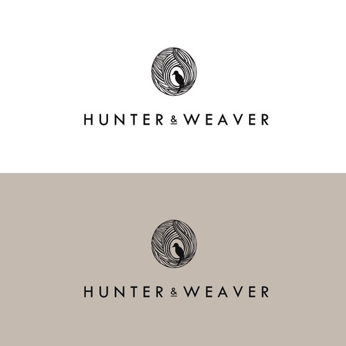 Simple logo for Real Estate Buyers