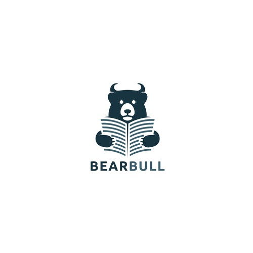 Logo concept for BearBull