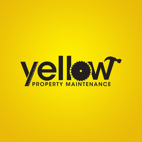 Property Maintenance logo design