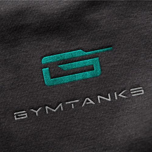 Gymtanks logo design